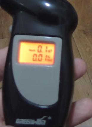 Новый драгер Алкотестер AlcoStop Електронный