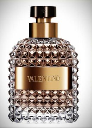 Туалетная вода valentino uomo100ml (тестер)
