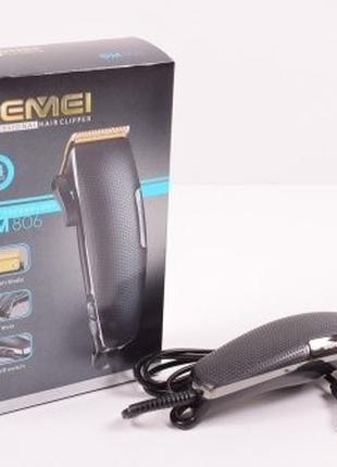 Машинка для стрижки Gemei gm-806