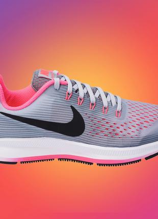 Кроссовки Nike Pegasus 34 оригинал женские для бега adidas asics