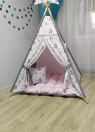 Вигвам, палатка для детей