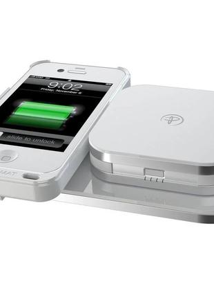 Беспроводное зарядное устройство для двух устройств Duracell Powe