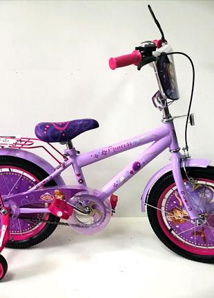Велосипед 16 двухколесный Princesa Sofia