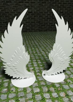 Крылья ангела для фотозоны фотосессии ангел