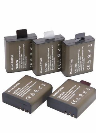 Аккумулятор PG1050 перезаряжаемый литий-ионный 1050mAh для экшн к