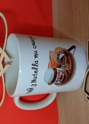 Друк на чашках будь-яких написів чи фото