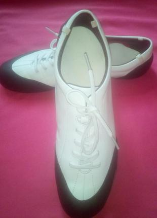 Фирменные кожаные кроссовки, мокасины camper оригинал