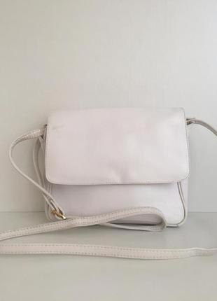 Кожаный клатч сумка lcreddi