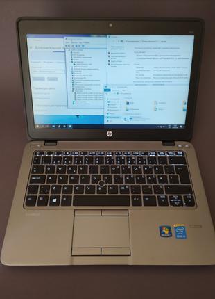 "12,5"" HP Elitebook 820 g2 HD LED\i5-5200u\ 4gb ram\ 120ssd"