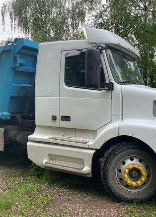 самосвал вивоз мусор перевезення