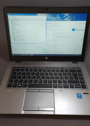 """14"""" HP Elitebook 840 G2 HD+, I5-5200, 4gb, 128gb SSD, 500HDD"""