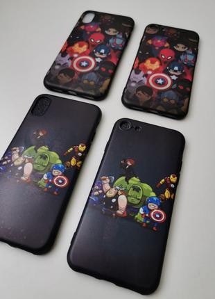 чехол на iPhone 7; iPhone 8; iPhone X; айфон 7; айфон 8; айфон Х