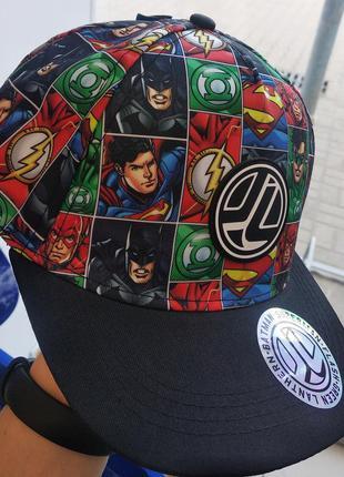 Кепка детская, кепка для мальчика, кепка marvel