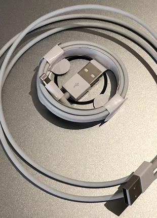 Usb кабель зарядка Iphone 5, 6, 7, 8, plus X, Xs, 11, 11 pro, SE
