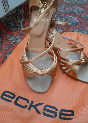 """Женская обувь для спортивно бальных танцев, латина """"Алонца-Sport"""""""