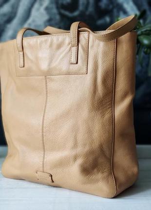 Radley. большая сумка из натуральной кожи.