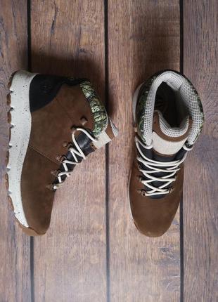 Ботинки timberland world hiker