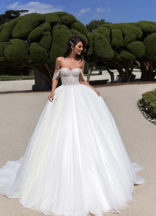 Свадебное платье Bolivar 2019