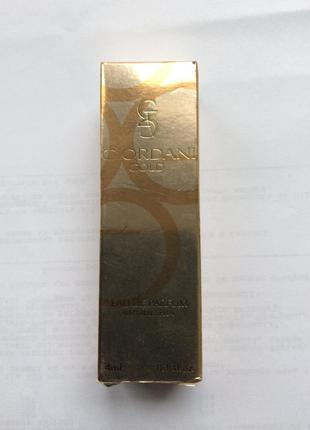 Женская парфюмерная вода giordani gold ( oriflame) (4 мл)