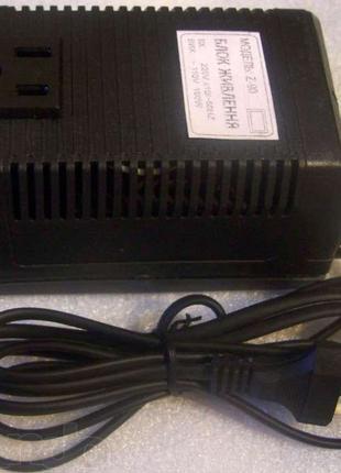 Преобразователь 220-110в, 160Вт конвертер, адаптер для европей...