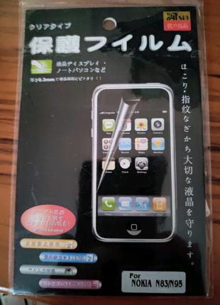Защитная пленка Nokia N83/N95