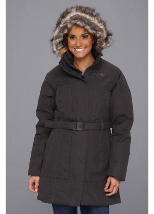 Оригинальный пуховик парка куртка the north face women's brooklyn