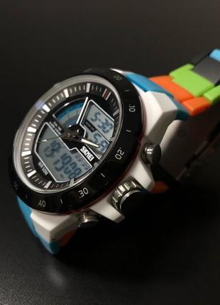 Часы наручные SKMEI 1016 Color Edition