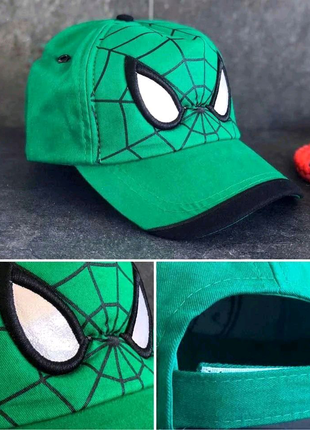 Кепка детская. Человек паук