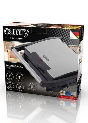 Гриль контактный Camry CR 3044 2100W