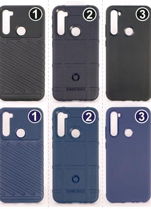 Чехол, бампер, накладка для Xiaomi Redmi Note 8T.