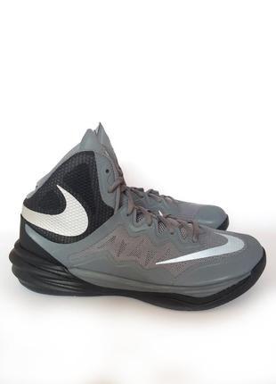 Баскетбольные кроссовки NIKE PRIME HYPE DF II, кросівки найк