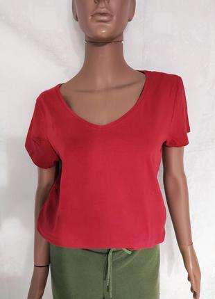 Женская футболка, стрейчевая футболка