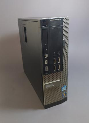 ПК Dell OptiPlex 9010 sff I5 3320 8Gb DDR3 500Gb HDD
