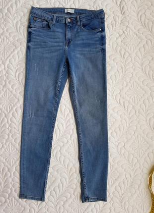 Стрейчевые джинсы на подростка