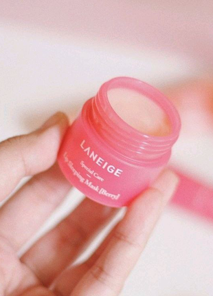 LANEIGE Lip Sleeping Mask - ночная маска