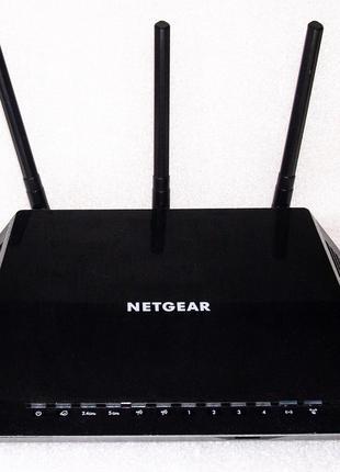 NETGEAR R6400 v2 WiFi роутер AC1750  2.4/5GHz 802.11ac USB 3.0