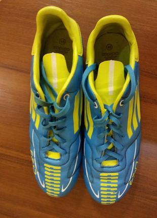 Футбольные бутсы Adidas F50