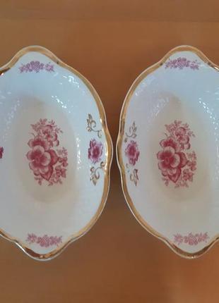Набор из двух салатниц тарелочек