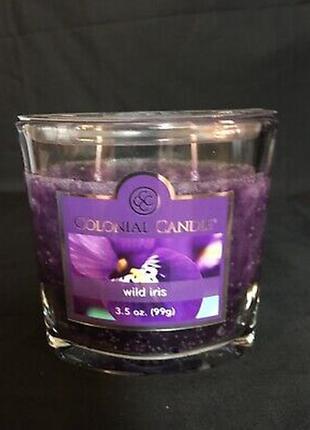 Colonial candle ароматическая свеча. производство сша