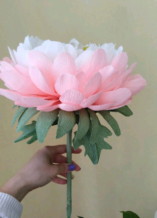 Цветок с конфетами. Сладкий букет
