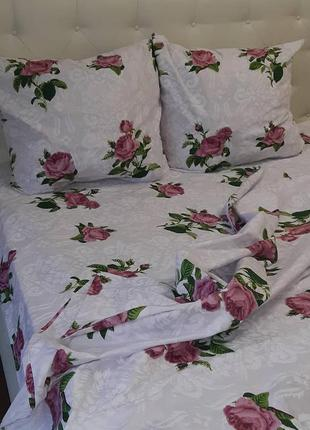 Постельное белье роза