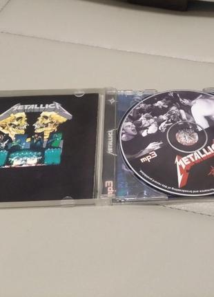 Metallica (Металика) MP3 Дискография Лицензия