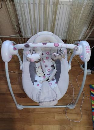Детское кресло-качалка Lionelo-Ruben