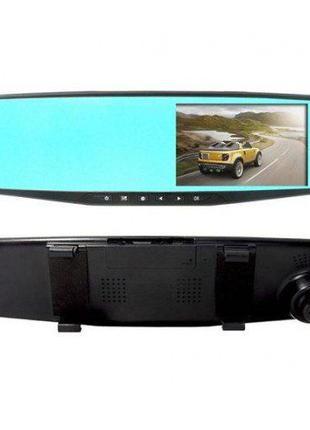 Зеркало-видеорегистратор с камерой заднего вида L9000.Новые!