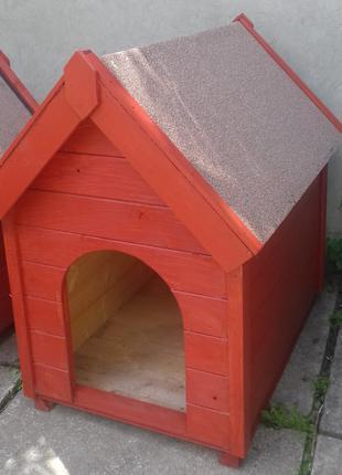 Будка для собаки (овчарка) 0,76х1,10. Высота 1,20