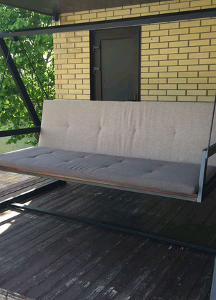 Садовая мебель в стиле лофт