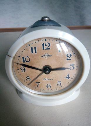 Настольные часы Севани СССР №1.