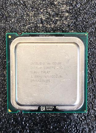 Intel Dual-Core E8400