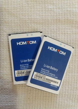 Батарея HOMTOM ht 20 / ht 20 pro, НОВАЯ!!!