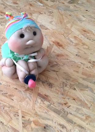 Кукла попик «малыш»